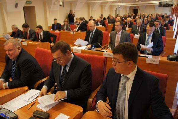 Экспресс-информация по итогам первого заседания Думы
