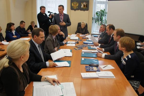 Заседание комитета по социальной политике